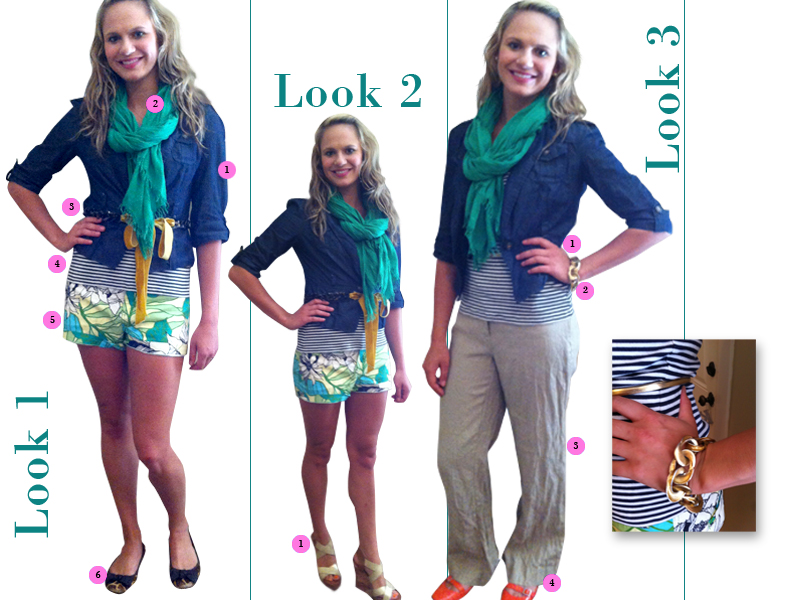 Summer Edit- 1 Blazer, 6 Looks
