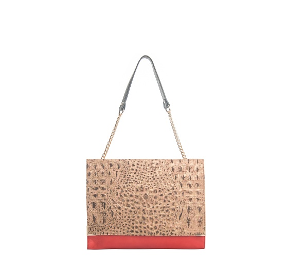 Pelcor Cork Opera Shoulder Bag