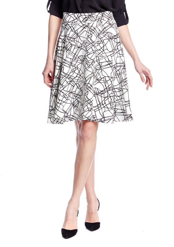 Amanda & Chelsea A-Line Skirt