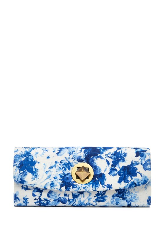 Le Regale Floral Clutch - $34.99