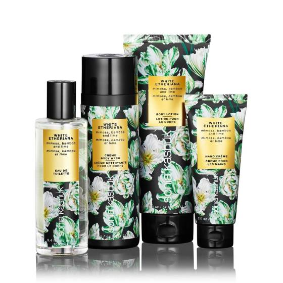 Sonia Kashuk Bath+Body Collection